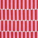 179280 Luna Pink and Red by Schumacher Fabric