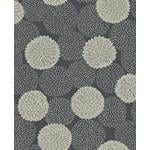 2764-24327 Blithe Charcoal Floral Mistral by A-Street Prints