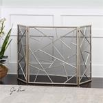 20072 Armino Fireplace Screen by Uttermost