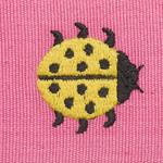 77391 Ladybird Tape Yellow and Pink by Schumacher Fabric3