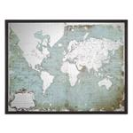 30400 Mirrored World Map by Uttermost-3