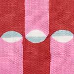 179280 Luna Pink and Red by Schumacher Fabric3