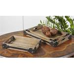 19667 Fadia Trays S/3 by Uttermost