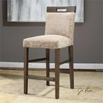 23437 Christelle Counter Stool by Uttermost