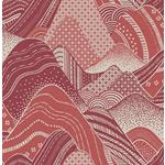2764-24332 Meru Red Mountain Mistral by A-Street Prints