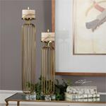 18819 Cesinali Candleholders S/2 by Uttermost