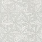2835-C88621 Deluxe Los Cabos Ivory Marble Geometric by Advantage Wallpaper