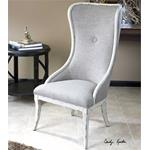 23218 Selam Wing Chair by Uttermost