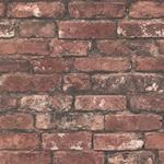 2922-21258 Trilogy Debs Red Exposed Brick by A-Street Prints Wallpaper