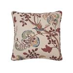 """So263964204 Fox Hollow 18"""" Pillow Document Natural By Schumacher Furniture and Accessories 1"""