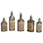 19754 Recycled Bottles S/5 by Uttermost-3