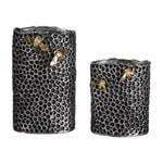 20198 Hive Vases S/2 by Uttermost-3