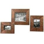 18564 Ambrosia Photo Frames S/3 by Uttermost-3