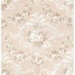 AST4063 Zio and Sons This Old Hudson Blush Rose Damask by A-Street Prints Wallpaper