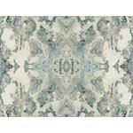 PSW1090RL Simply Candice Abstract Blue Peel and Stick Wallpaper