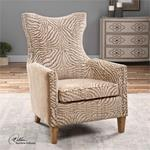 23208 Kiango Armchair by Uttermost