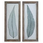 41514 Tall Leaves S/2 by Uttermost-3