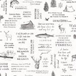 3118-01475 Birch and Sparrow North Hills Camping Quotes by Chesapeake Wallpaper