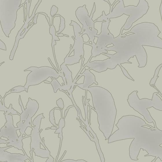 MM1725 Botanical Silhouette by York Wallcoverings
