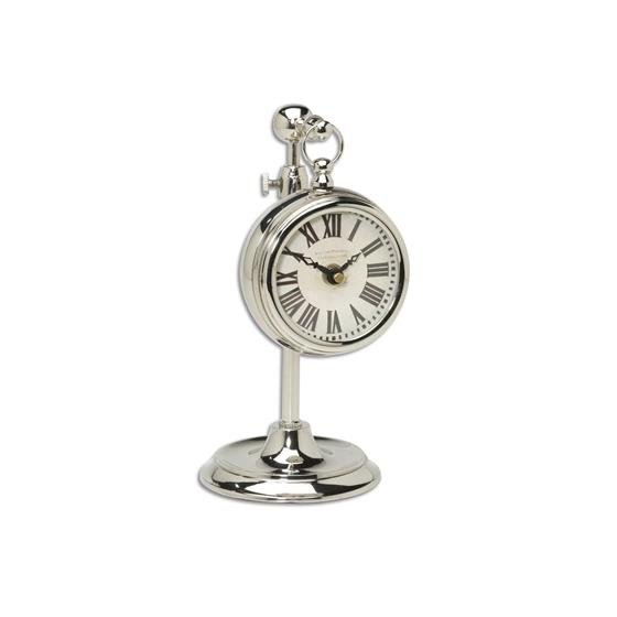 06070 Pocket Watch Nickel Marchant Cream by Utte-3