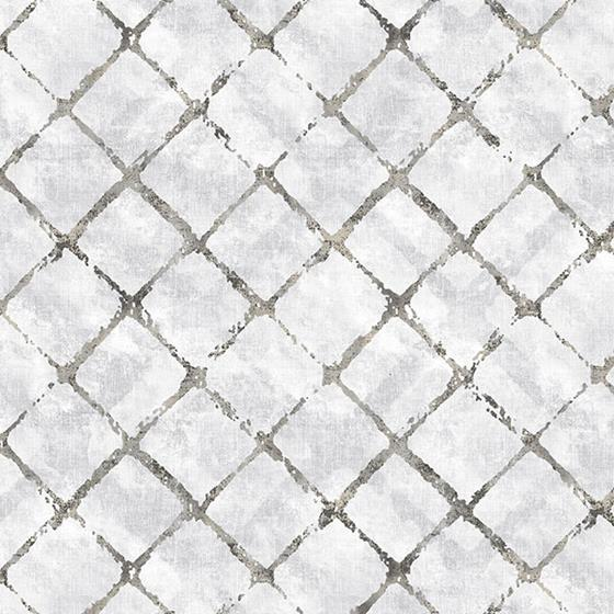 Fh37552 Farmhouse Living Chicken Wire Norwall Wallpaper