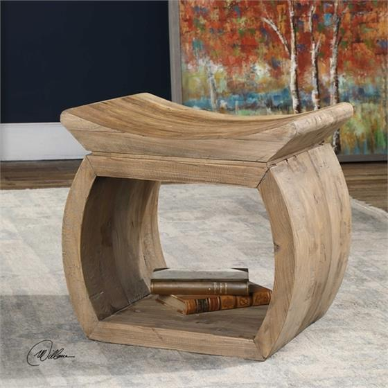 24814 Connor Accent Stoolby Uttermost