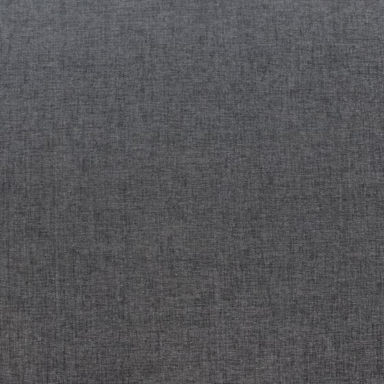 F1244 Coal, Gray Solid Upholstery Fabric by Greenh