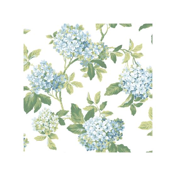 Ak7445 Blooms York Wallpaper Ashford House