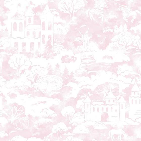 KI0563 A Perfect World, Quiet Kingdom, Pink Animal