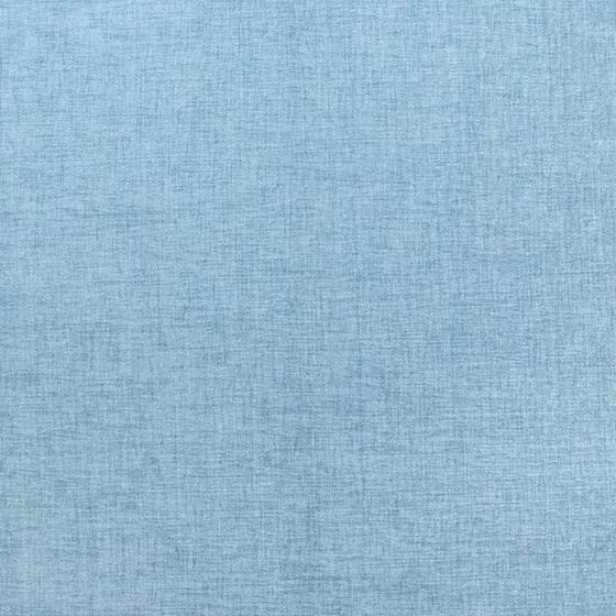 F1231 Sea, Blue Solid Upholstery Fabric by Greenho