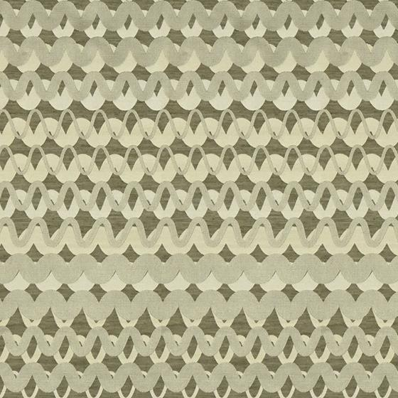 32105.21.0 Ripple Effect Charcoal Grey Upholstery Contemporary Fabric by Kravet Couture