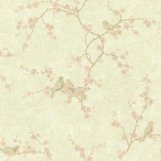 HP0328 Hand Painted Volume 3 by York Wallpaper