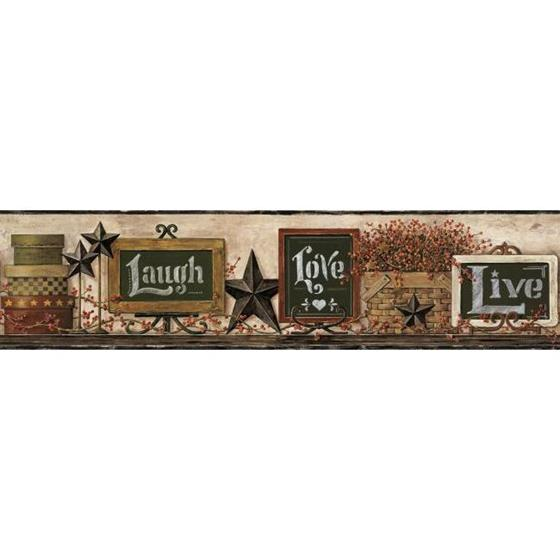 AC4404BD Country Keepsakes by York Wallpaper