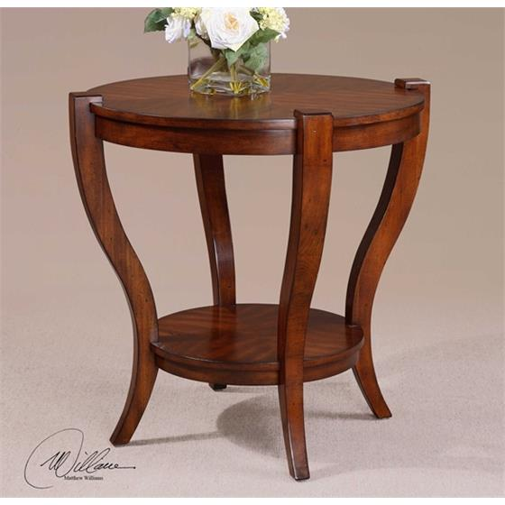 24142 Bergman End Table by Uttermost
