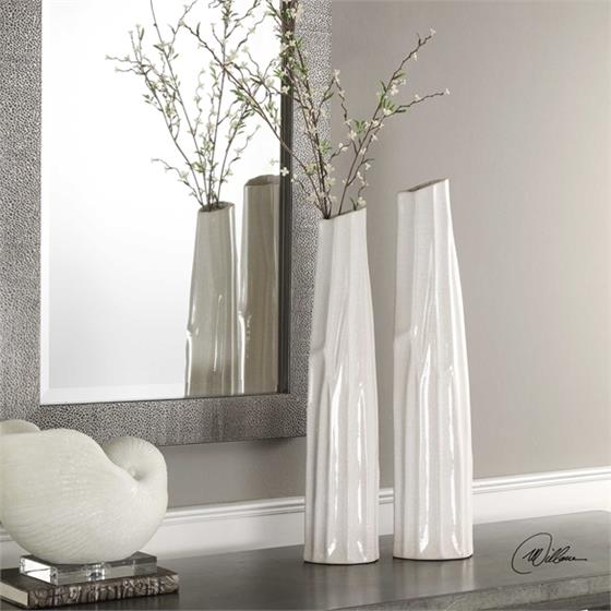 18868 Kenley Vases S/2 by Uttermost