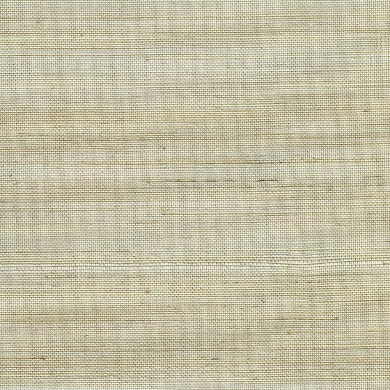 2732-54745 Canton Road Pearl River Silver Grasscloth by Kenneth James Wallpaper