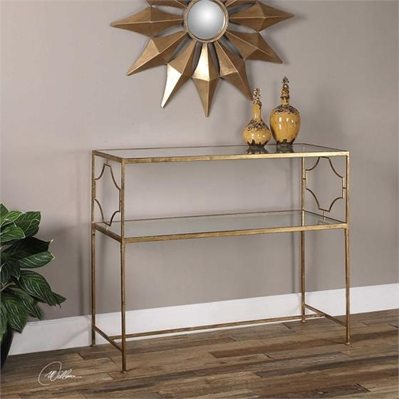 24539 Genell Console Table by Uttermost