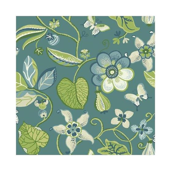 EB2006 Sea Floral by Inspired by Color