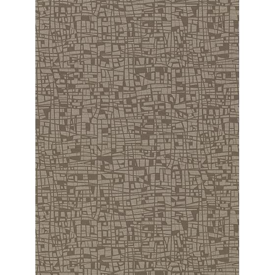 2945-1113 Warner Textures X Tiffany Brown Abstract Geometric by Warner