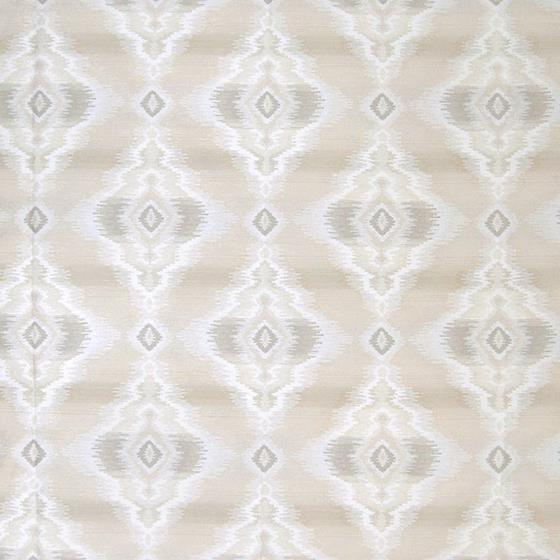 A3930 Cream, Neutral Medallion Upholstery by Green