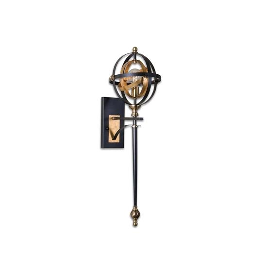 22497 Rondure 1 Lt. Sconce by Uttermost-3