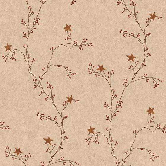 RF3527 Country Keepsakes by York Wallpaper