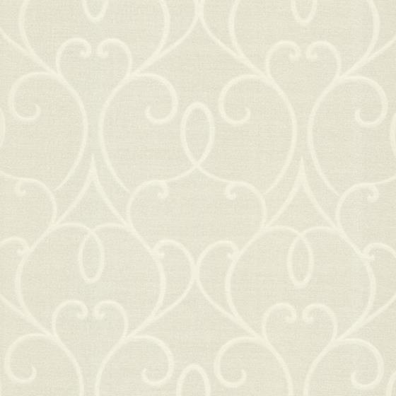 Decorline - Platinum Cream Damasks Wallpaper