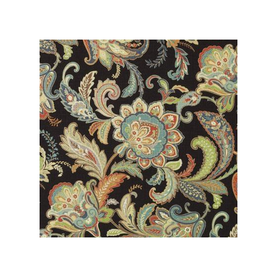 42485-12 Black Duralee Fabric