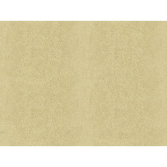 32727.4.0 Chic Shagreen White Gold Gold Upholstery Dots Fabric by Kravet Couture