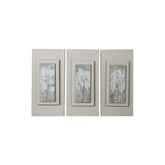 41426 Triptych Trees S/3 by Uttermost-3