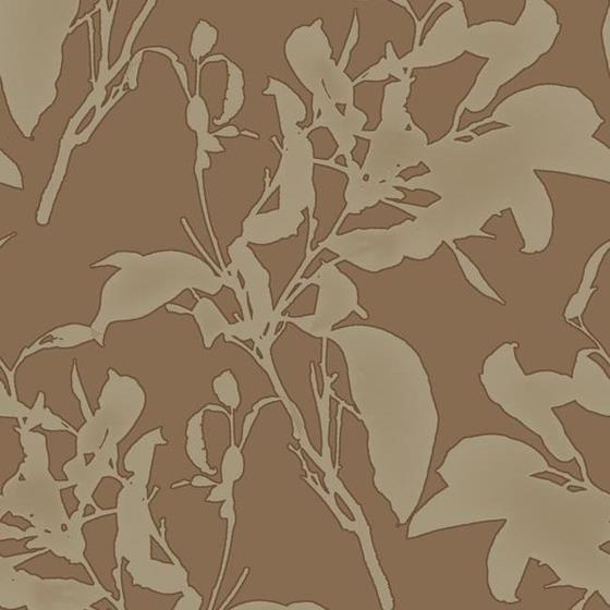MM1726 Botanical Silhouette by York Wallcoverings