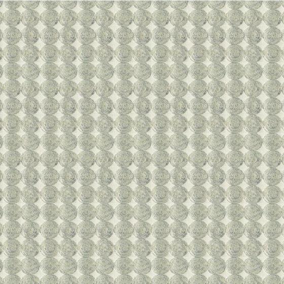 33557.11.0 Rare Coin Sterling Grey Upholstery Metallic Fabric by Kravet Couture