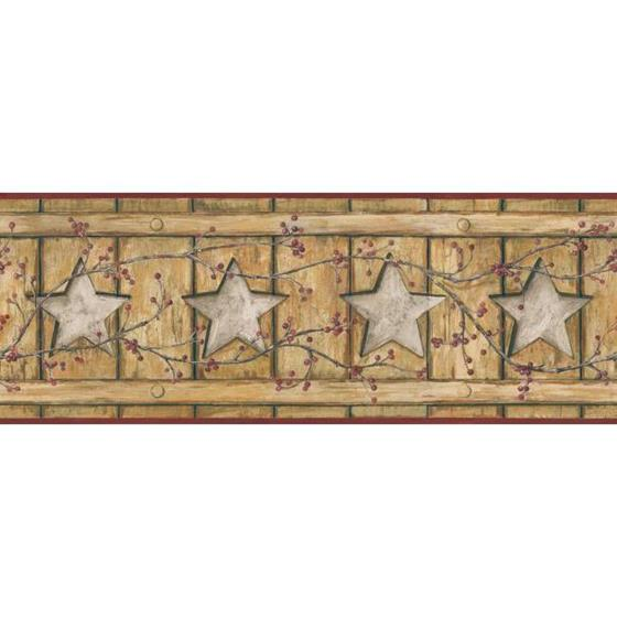 AC4414BD Country Keepsakes by York Wallpaper