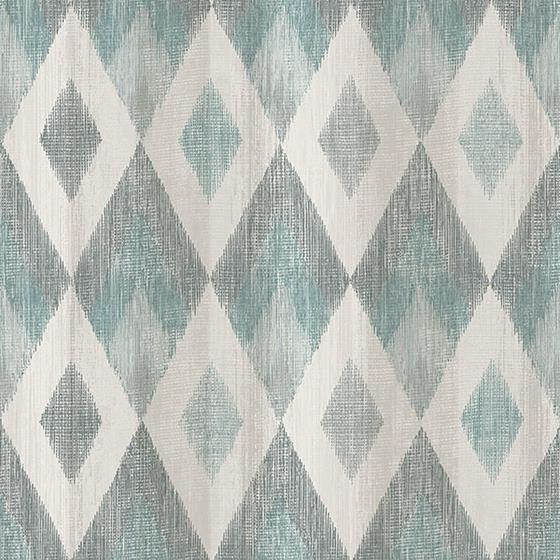 4020-96101 Geo and Textures Ace Teal Diamond by Advantage
